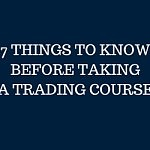 Trading courses in India – 7 things to know before joining