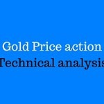 Gold technicals | Price action testing the resistance level 1360.00