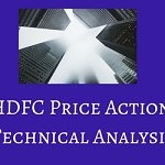 HDFC Shares | Price Action Testing the Trend line